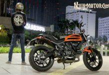 Tes Ducati sixty2