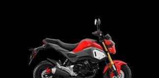 Honda Grom 125 2020