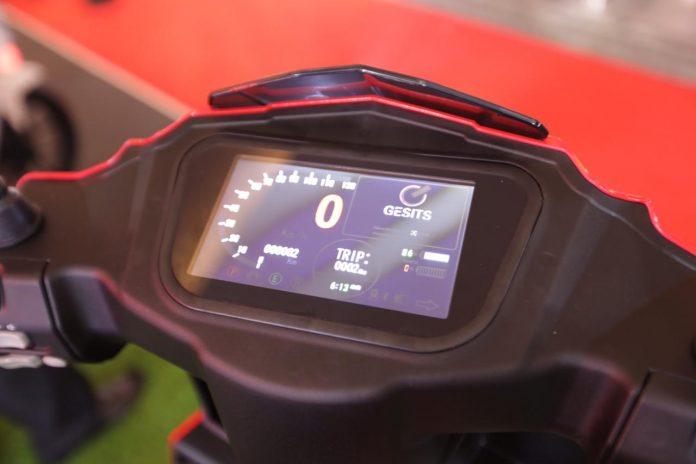 sunburn speedometer digital