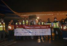 Relawan Anak Bangsa Donasikan