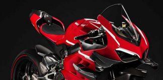 Ducati Superleggera V4 siap