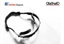 Face Shield Glashield