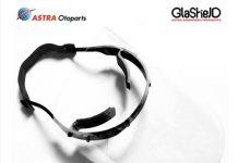 Face Shield Glashield