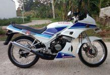 Suzuki RGR150