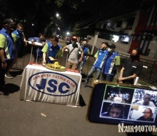 Virtual Celebration of Jakarta Satria Club