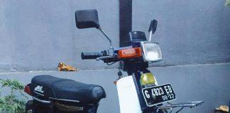 Restorasi Suzuki RC100