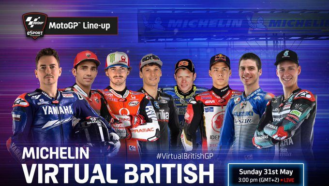 Michelin Virtual British