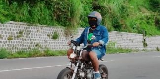 Honda monkey handmade