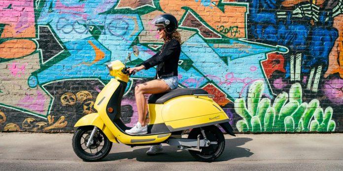 skuter listrik kumpan