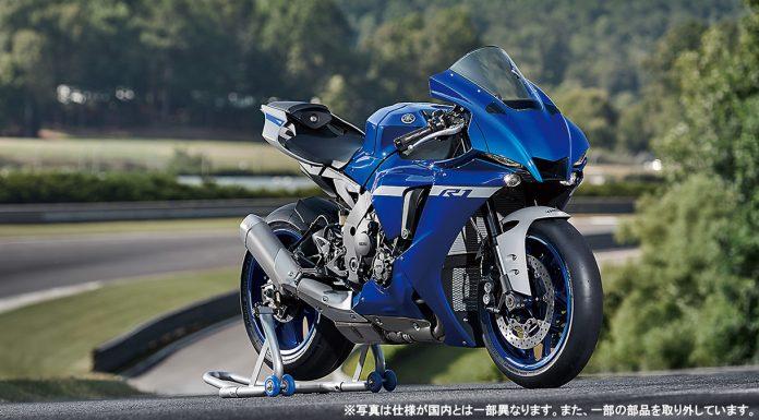 Yamaha YZF-R1M YZF-R1