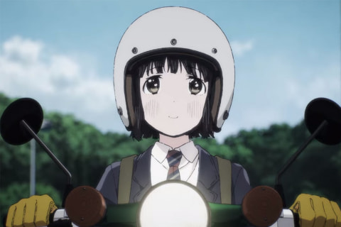 super cub anime