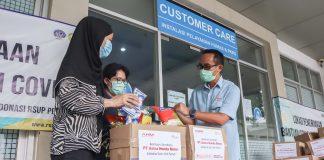 Donasi Sembako Tahap 3