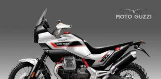Moto Guzzi V90 TTR