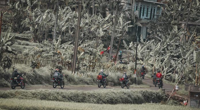 crf rally indonesia