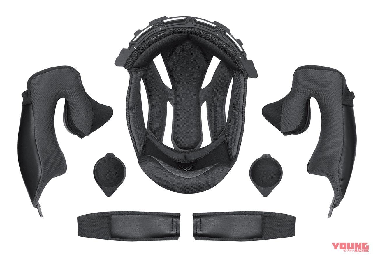 cara gampang cuci helm
