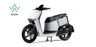 WoW! e-scooter