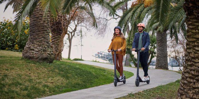pemerintah dukung e-scooter