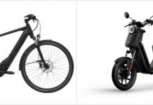sepeda skuter listrik