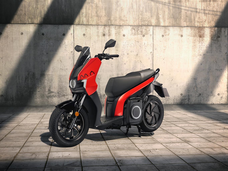 Seat Mò eScooter 125