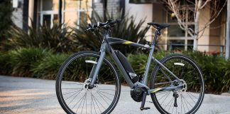 Yamaha cross e-bike
