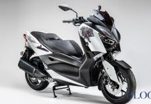 Yamaha XMax300 Roma Edition