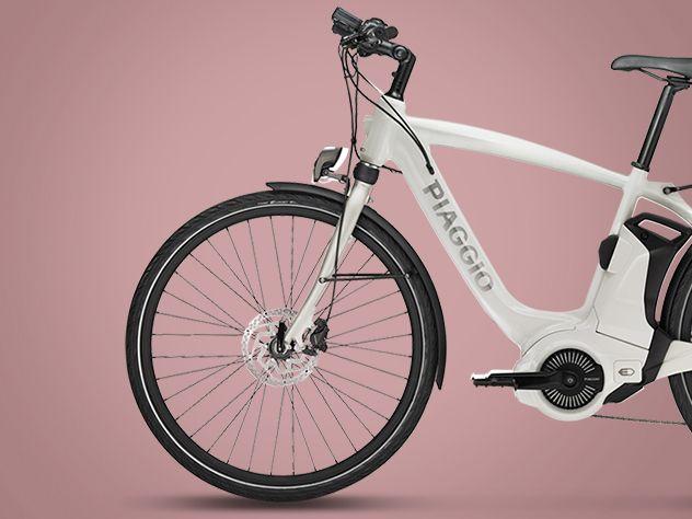 Piaggio Wi-Bike Active