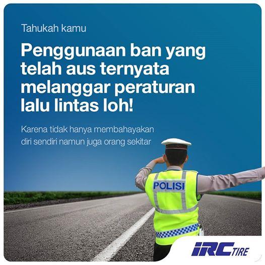 informasi ban irc