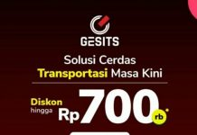 gesits tokopedia