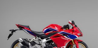 Honda CBR250RR Baru