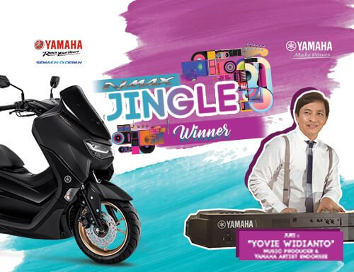 pemenang nmax jingle competition