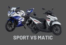 Motor Sport atau Matik