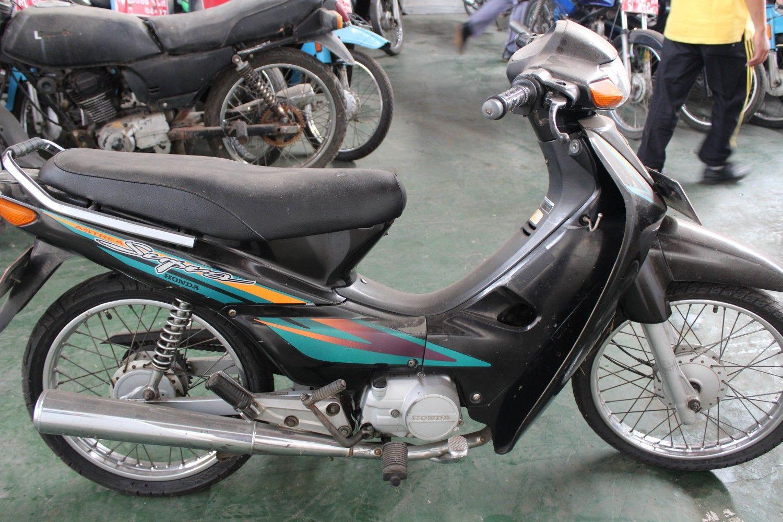 Perjalanan Honda supra