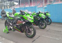 warna favorit Ninja ZX-25R