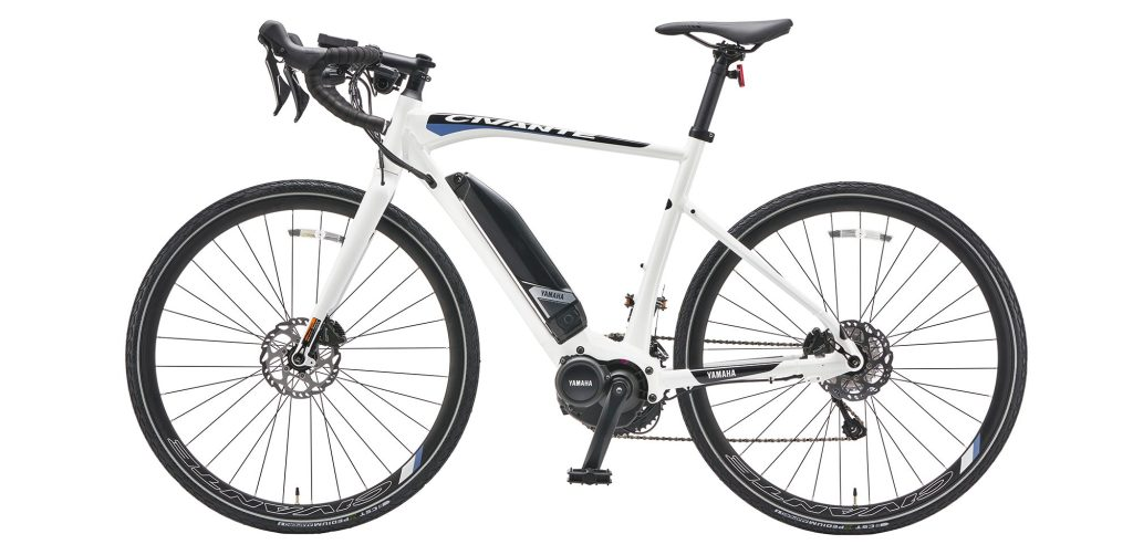 yamaha civante e-bike