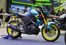 Yamaha MT-15 Limited