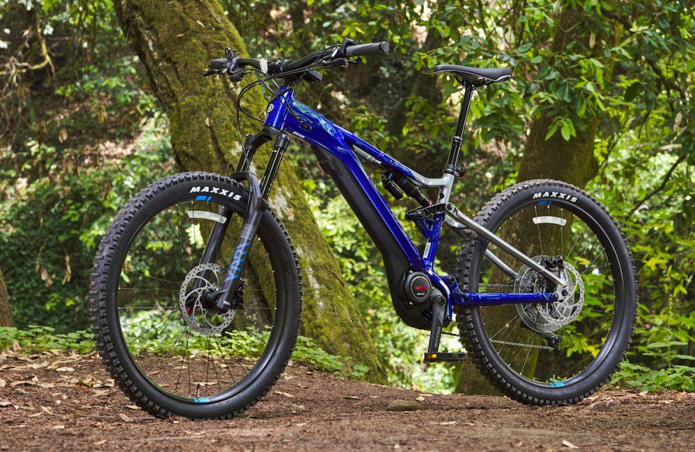 Yamaha YDX Moro