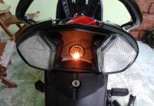 Lampu sepeda motor
