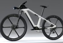 konsep sepeda listrik bosch
