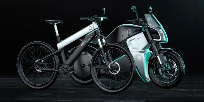 e-bike fuell