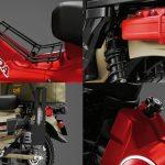 Aksesori Honda CT125
