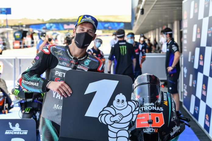 QTT MotoGP 2020 Jerez
