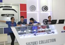 Strategi Suzuki