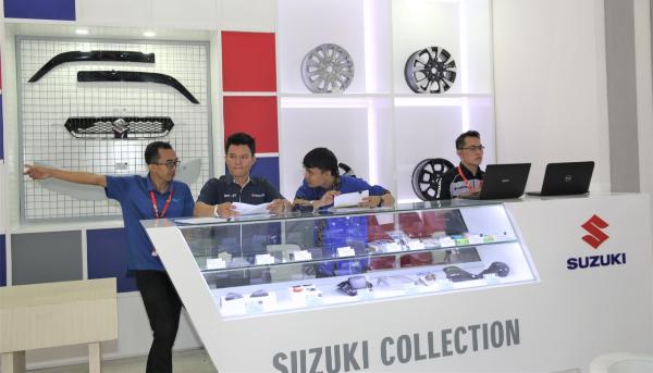 Layanan Purnajual Suzuki
