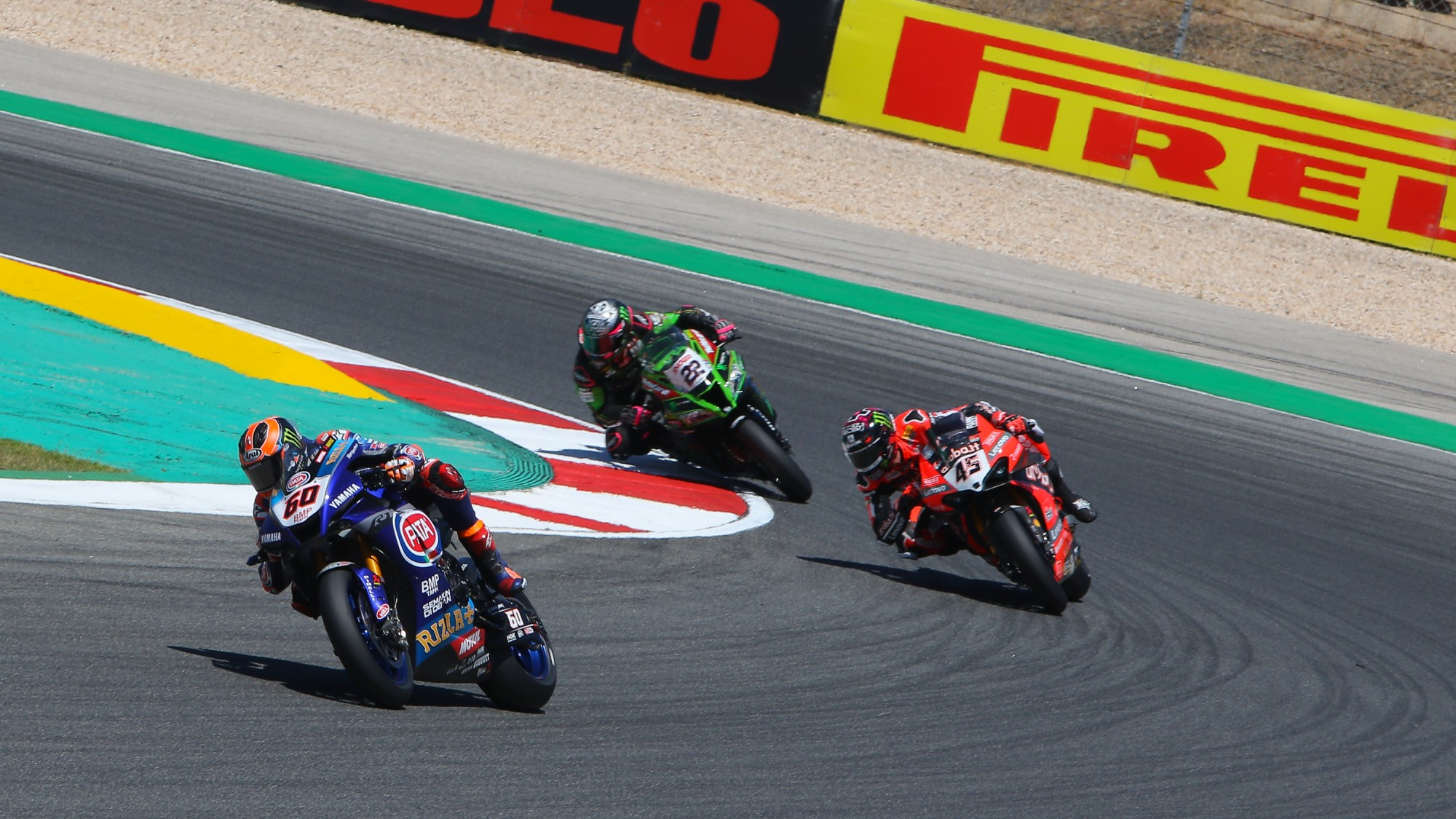 Race1 WorldSBK 2020 Portugis