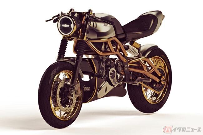 Langen Motorcycle