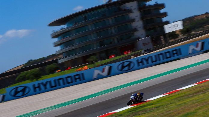 Penutupan MotoGP di Portimao