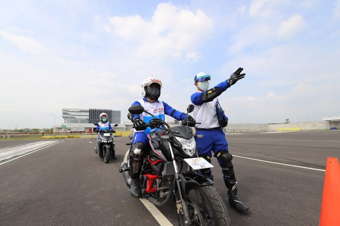 AHM Safety Riding