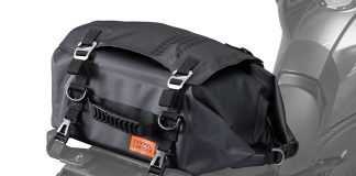 Days Tarpaulin Seat Bag