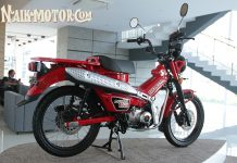 Foto Detail Honda CT125