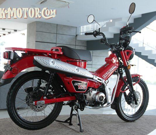 Foto Detail Honda CT125